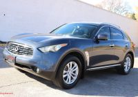 Fx35 Awesome 2009 Infiniti Fx35 Base