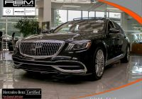 Georgia Lemon Law Used Cars Best Of Certified Pre Owned 2019 Mercedes Benz S Class Maybach S 650 Sedan