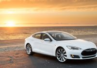 Gold Tesla Beautiful Tesla Model S now Dual Motors 4wd Zero to 60mph I 3 2
