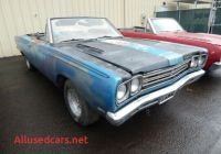 Graveyard Cars for Sale Fresh 1969 Road Runner Convertible 383 Automatic B5 Graveyard