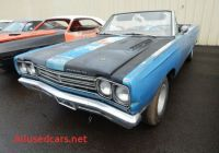 Graveyard Carz for Sale Inspirational 1969 Road Runner Convertible 383 Automatic B5 Graveyard