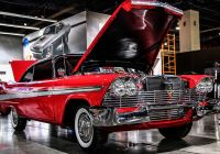 Graveyard Carz Used Cars for Sale Beautiful Christine Inspired 1958 Plymouth Fury with 1 000 Hp Will