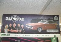 Graveyard Carz Used Cars for Sale Best Of Greenlight 1 18 Graveyard Carz 1970 Dodge Charger R T Nib