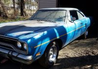 Graveyard Carz Used Cars for Sale Unique Has the Lowest Mileage 1970 Road Runner Been Found In An