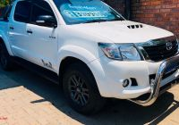 Hilux for Sale Awesome toyota Hilux for Sale In Gauteng
