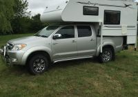 Hilux for Sale Best Of toyota Hilux Invincible with Detachable Camper 4×4 Pickup