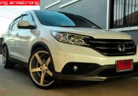 "Honda Accord 2008 Inspirational 20"" Vossen Cv3 S Honda Crv G4 From Thailand Via Keng"
