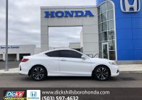 Honda Accord Coupe for Sale Elegant Pre Owned 2016 Honda Accord Coupe Ex L Fwd 2dr Car