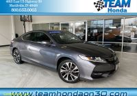 Honda Accord Coupe for Sale Inspirational Certified Pre Owned 2017 Honda Accord Coupe Ex L V6