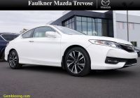 Honda Accord Coupe for Sale Inspirational Pre Owned 2017 Honda Accord Coupe Ex L