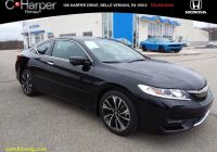 Honda Accord Coupe for Sale Unique 2017 Black Honda Accord Coupe Used Car for Sale In Belle Vernon A