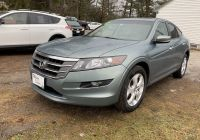 Honda Accord Crosstour Fresh 2012 Honda Crosstour Ex L 4wd