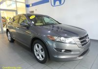 Honda Accord Crosstour Fresh Pre Owned 2011 Honda Accord Crosstour Ex L 4wd