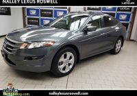 Honda Accord Crosstour Lovely Pre Owned 2010 Honda Accord Crosstour Ex L Fwd Hatchback