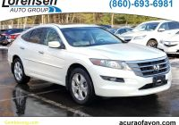 Honda Accord Crosstour Luxury Pre Owned 2010 Honda Accord Crosstour Ex L 3 5t