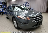 Honda Accord Crosstour New Pre Owned 2010 Honda Accord Crosstour Ex L Fwd Hatchback