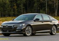 Honda Accord V6 New 2018 Honda Accord Cars & Trucks