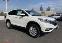 Honda Certified Pre Owned Beautiful Certified Pre Owned 2016 Honda Cr V Ex Awd