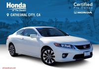 Honda Certified Pre Owned Elegant Certified Pre Owned 2015 Honda Accord Coupe Ex L Fwd 2dr Car