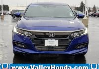 Honda Certified Pre Owned Unique Certified Pre Owned 2019 Honda Accord Sport 2 0t Sedan 4dr Car