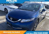 Honda Civic 2015 Invoice Price Awesome Pre Owned 2013 Honda Civic Ex Fwd 4dr Car
