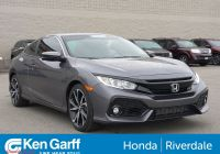 Honda Civic Si for Sale Best Of Honda Certified 2018 Honda Civic Si Coupe
