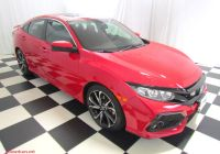 Honda Civic Si for Sale Elegant Pre Owned 2018 Honda Civic Si Sedan Manual Fwd Sedan
