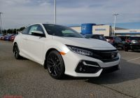 Honda Civic Si for Sale New New 2020 Honda Civic Si Manual