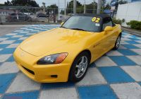 Honda S2000 Price Awesome Pre Owned 2002 Honda S2000 2dr Conv