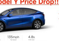 How Fast Do Teslas Go Fresh Tesla Reduces Model Y Prices now Starts Below $50 000