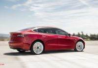 How Fast Do Teslas Go New Tesla Model 3 0 to 60 Mph How Quick is It Pared to Other