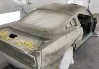 How Long Does A Tesla Stay Charged Beautiful All New All Metal 1966 Fastback Mustang In Pe Primer and