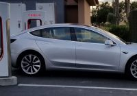 How Many Kwh to Charge Tesla Model 3 Beautiful A Look at Tesla Model 3 Charging Options Electrek