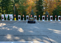 How Many Tesla Charging Stations Unique I Used One Of Tesla S Supercharger Stations for the First
