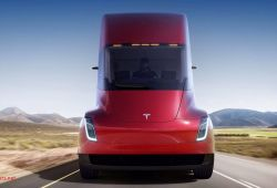 Beautiful How Much is A Tesla Semi Truck