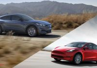 How Much is the Tesla Model Y New Tesla Model Y Vs ford Mustang Mach E Parison