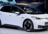 How Much Tesla Car Best Of Volkswagen Reveals Its Mass Market Id 3 An Electric Car