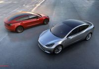 How Much Tesla Model 3 Cost New Revealed the Tesla Model 3 Fers 215 Miles Of Range and A