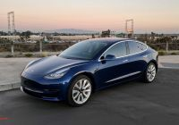 How Much Tesla Model 3 Inspirational A Hidden Reason to Buy A Rear Wheel Drive Tesla Model 3 Long