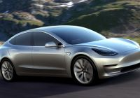 How Much Tesla Model 3 Luxury First Production Tesla Model 3 Expected Friday Elon Musk