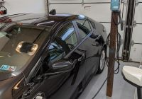 How Often Do You Charge A Tesla Awesome My Electric Car Home Charging Station and A Prehensive