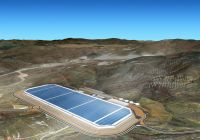 How Tesla Batteries are Made Lovely Tesla Gigafactory Elon Musk Reveals Construction is Surging
