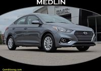 Hyundai Cars for Sale Near Me Lovely Pre Owned 2019 Hyundai Accent Sel Fwd 4dr Car