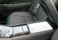 Hyundai Genesis for Sale New 2012 Hyundai Equus Rear Center Console with Refrigerator