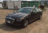 Hyundai Genesis Lovely Hyundai Genesis 5 0 Htrac Archives the Truth About Cars