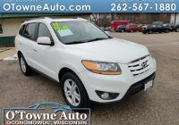 Hyundai Santa Fe 2010 Fresh Used 2010 Hyundai Santa Fe Awd 4dr V6 Auto Limited for Sale