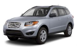 Unique Hyundai Santa Fe 2010