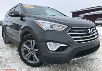 Hyundai Santa Fe 2015 Elegant Pre Owned 2015 Hyundai Santa Fe Xl Limited as Traded with Navigation & Awd