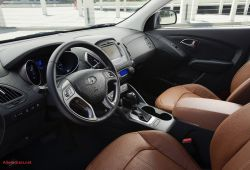 Beautiful Hyundai Tucson 2015 Interior