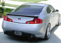Infiniti G35 Coupe Best Of Rear Diffuser for G35 Coupe Page 2 G35driver Infiniti
